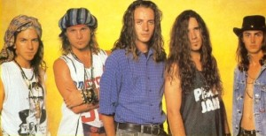 young pearl jam photo