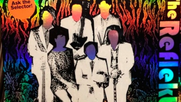 arcade fire reflektor album cover artwork