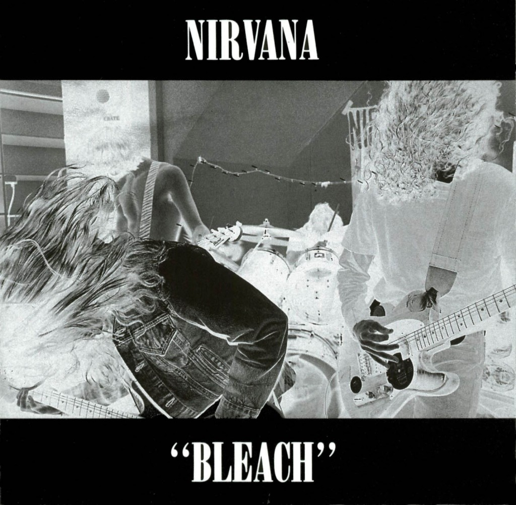 bleach nirvana cover album 1988