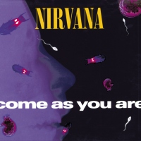 come as you are nirvana single cover