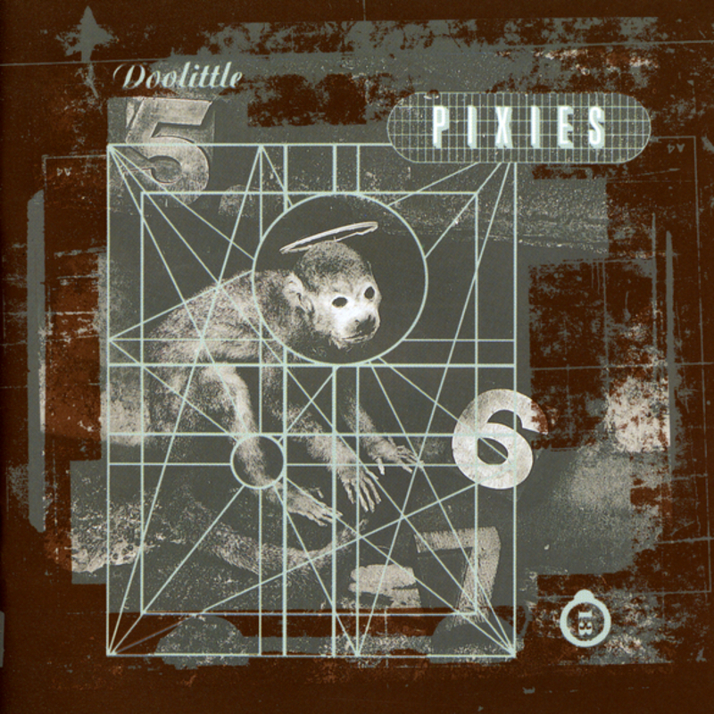doolittle by pixies cover
