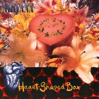 heart shaped box nirvana single artwork