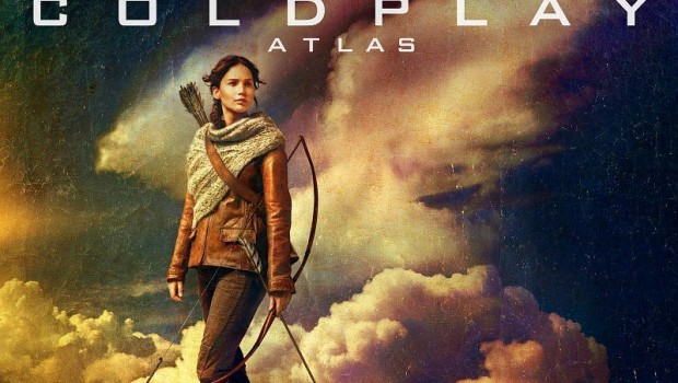 music coldplay atlas hunger games catching fire cover artwork