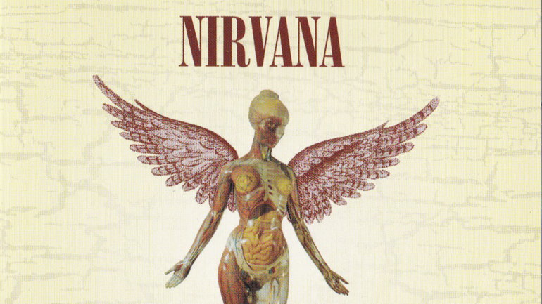 nirvana in utero cover