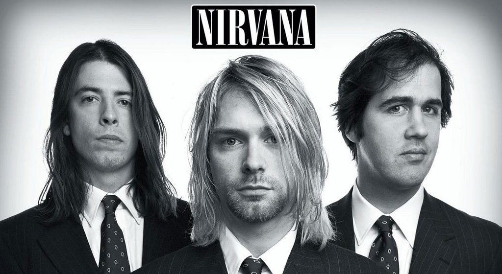 nirvana wallpaper 1993