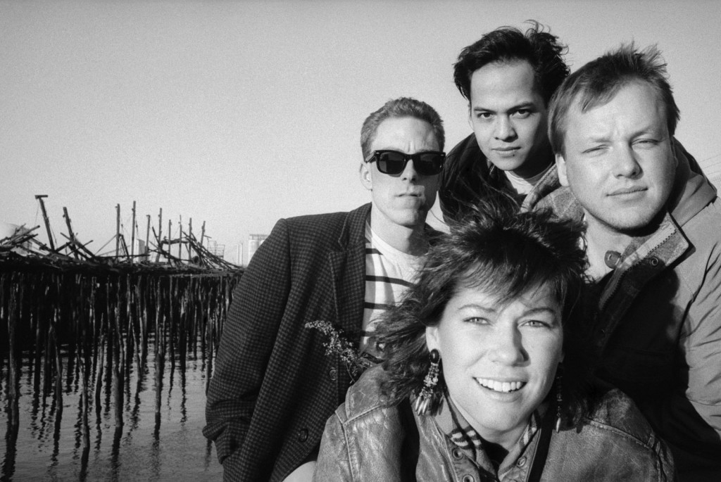 pixies band wallpaper black and white