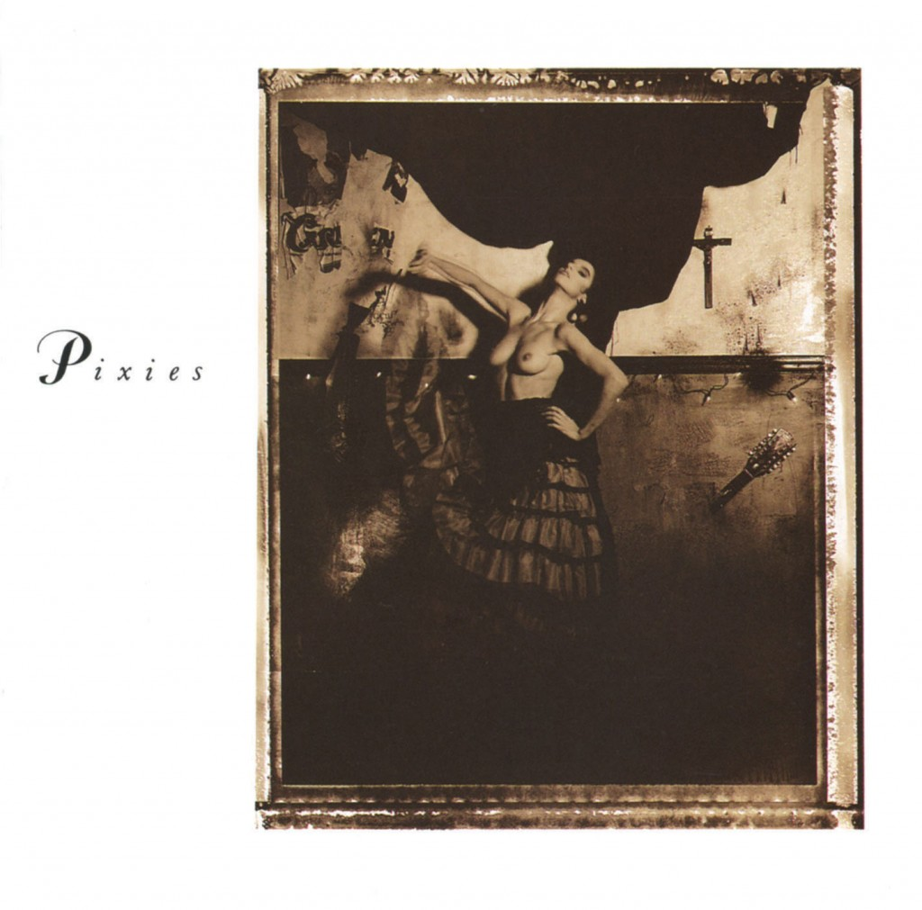 surfer rosa cover image 1988