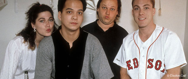 young pixies in the 80's
