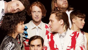 arcade fire new photo from reflektor