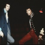 eric clapton and jimi hendrix