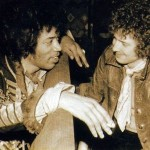 hendrx with clapton