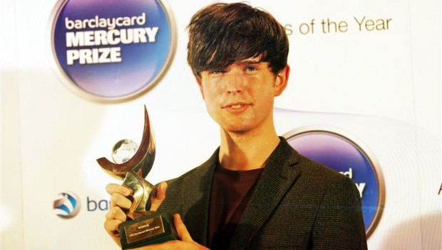 james blake won the mercury prize 2013 overgrown