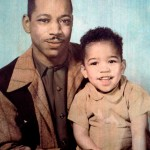 jimi hendrix as a young boy