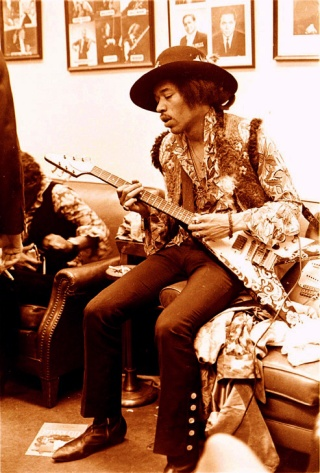 jimi hendrix gibson flying v