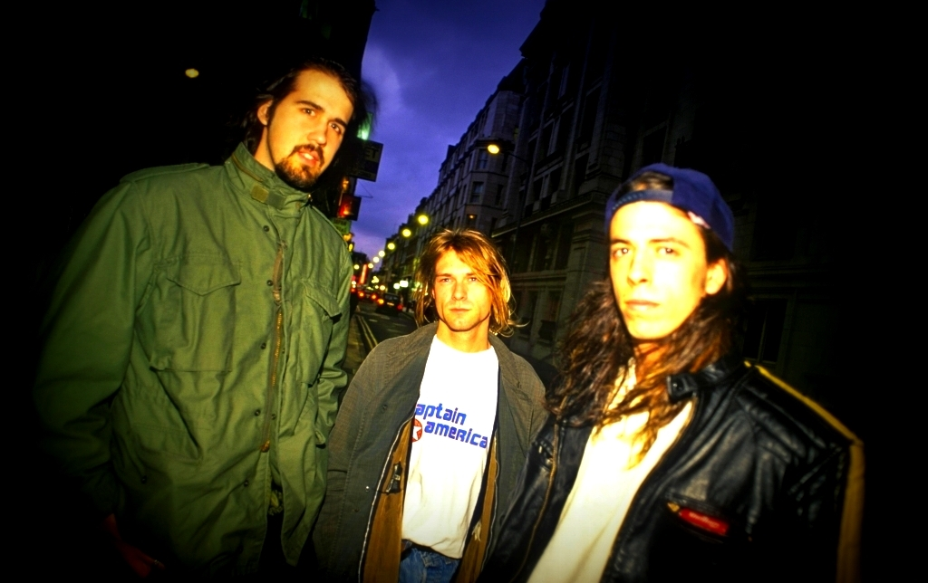 nirvana color picture hd