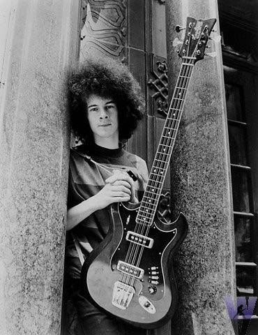 noel redding bass