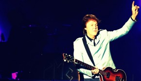 paul mccartney live show photo