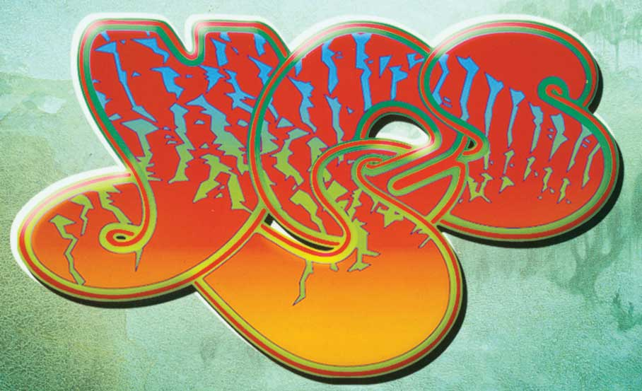 yes band logo