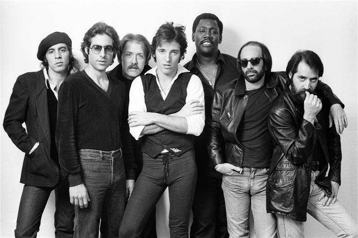 Bruce Springsteen The E Street Band early years