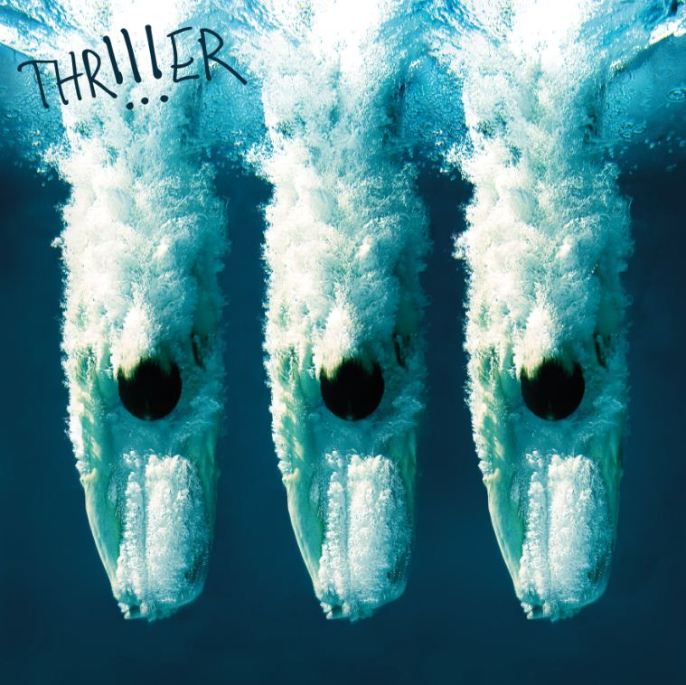 chick chick chick thriller 2013 album cover