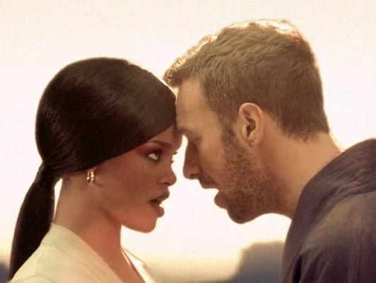 chris martincoldplay and rhianna