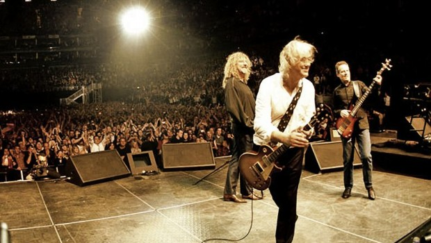 led zeppelin 02 arena reunion