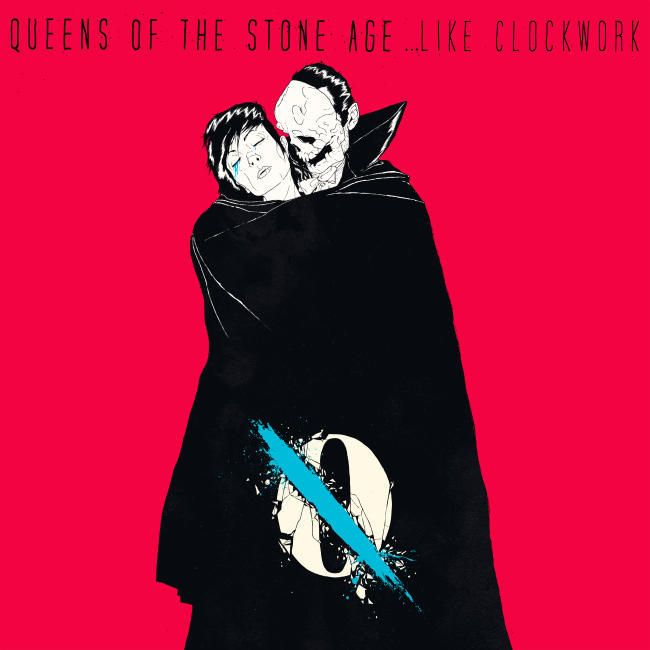 queens of the stone age like clockwork artwork nominee for the best cover album of 2013