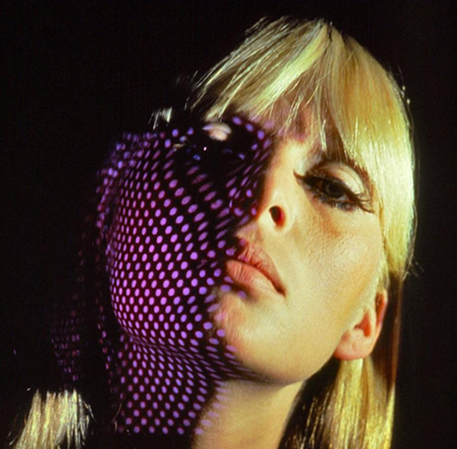 the beautiful nico from velvet underground