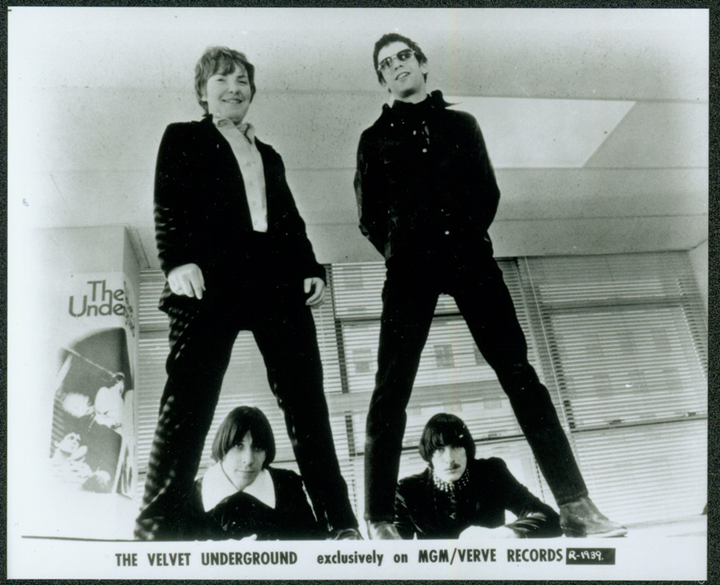 the velvet underground white light white heat promotional photo album 1967