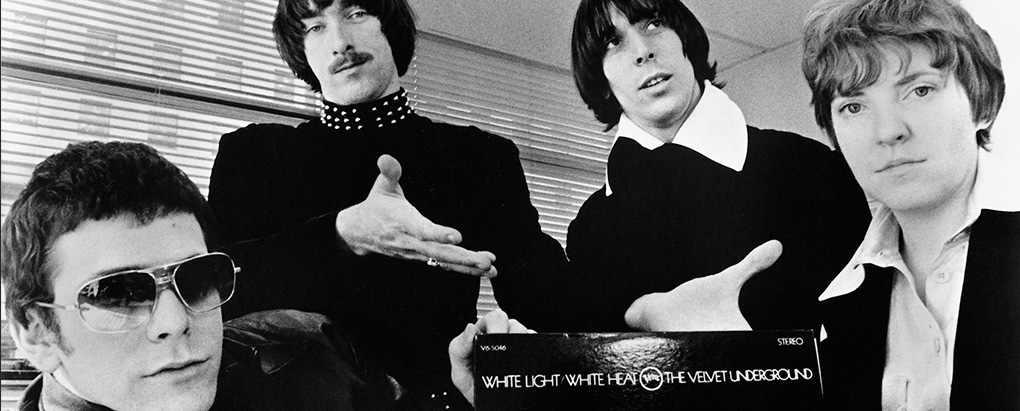 white light white heat the velvet underground 1967 promotional picture
