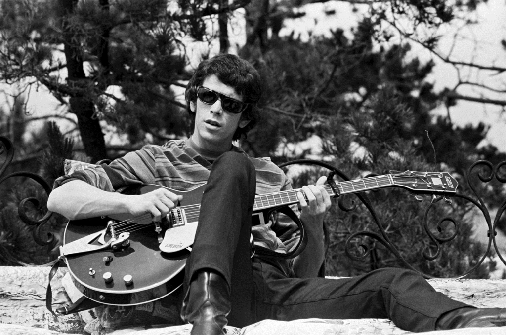 velvet underground rare photo from 1967