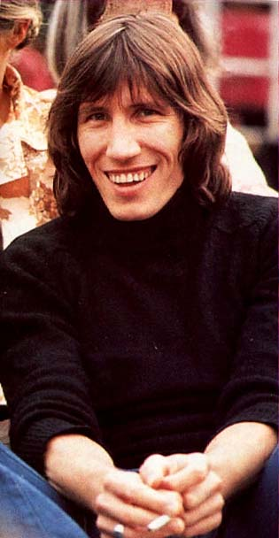 young roger waters