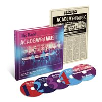 Band Live at Academy 191 2013 deluxe edition