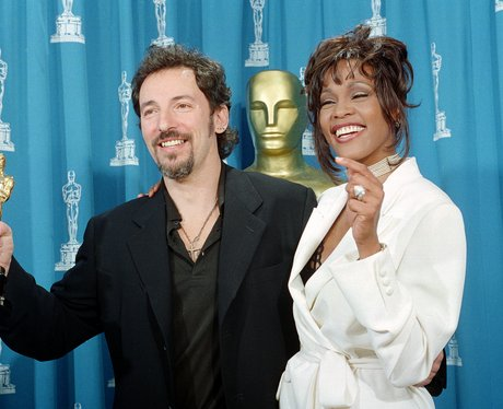 Bruce Springsteen Whitney Houston Streets Philadelphia Oscar Award 1994