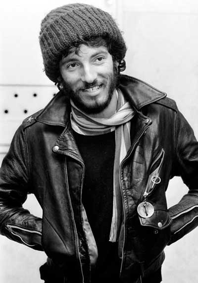 Bruce Springsteen The Boss Hat Rebel Look