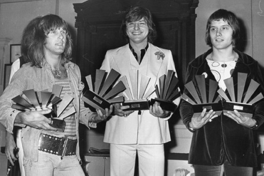 Emerson Lake Palmer Awards