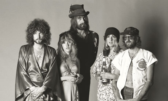 Fleetwood Mac weird costume