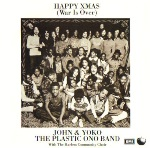 Happy Xmas (War is Over) john yoko cover single