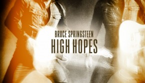 Springsteen cover high hopes wallpaper