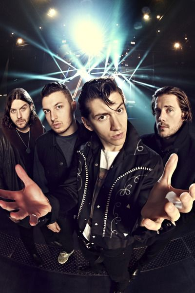 arctic monkeys new hd image from 2013