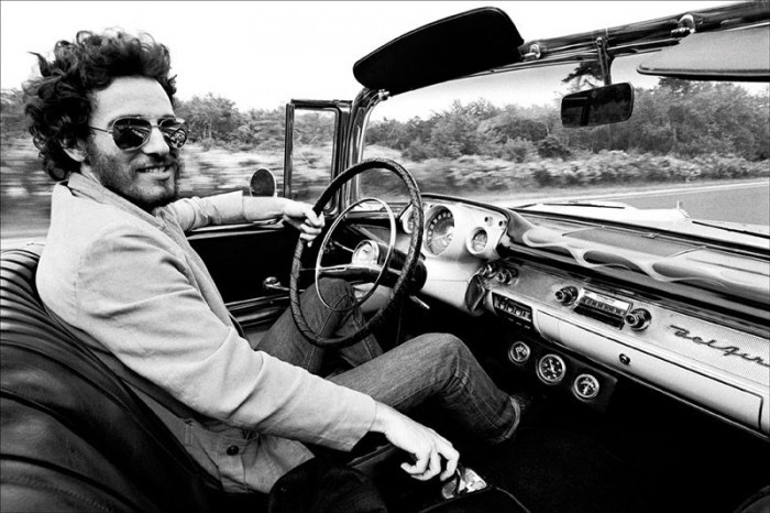 bruce springsteen 1st car chevy 1957