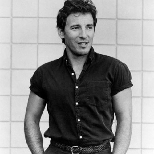 bruce springsteen boss sex appeal pose