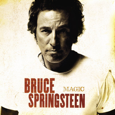 bruce springsteen magic cover album