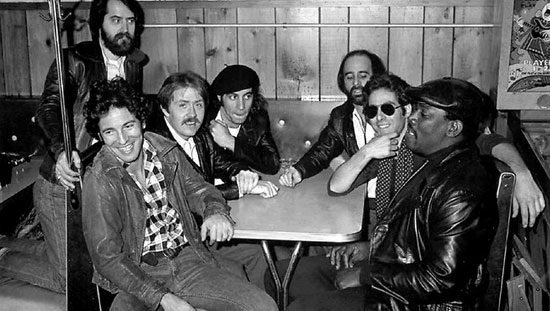 e street band inducted in 2014 rock and rol hall of fame