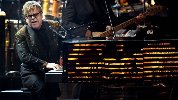 elton john return to vegas