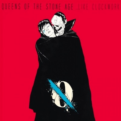 queens of the stone age like clockwork cover front