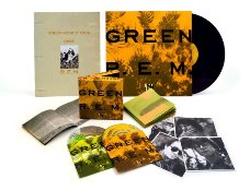rem green 25th anniversary edition