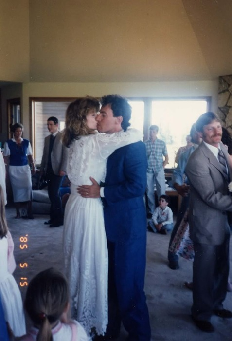 the boss springsteen wedding julianne philips rare photo
