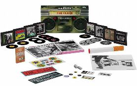 the clash box set sound of system