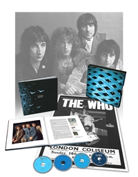 the who tommy super deluxe edition